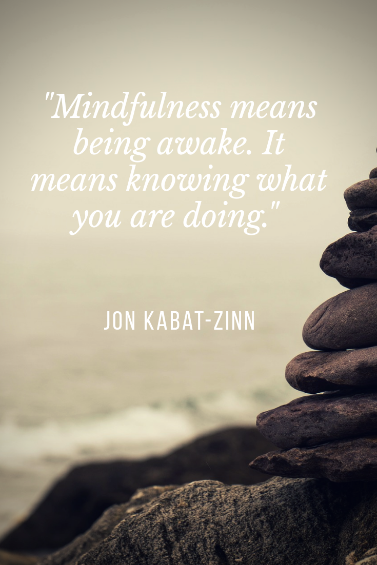 Quotes About Mindfulness Best Mindfulness Quotes To Read Every Day In 2018  Overcoming Anxiety